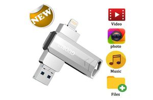 USB Flash Drive 128GB for iPhone Photo Stick backup iPhone Memory Stick External Storage Thumb Drive for Sale in Rancho Cucamonga, CA