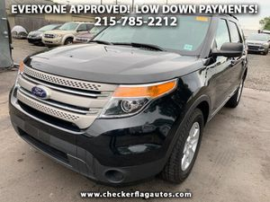 2014 Ford Explorer FWD for Sale in Croydon, PA