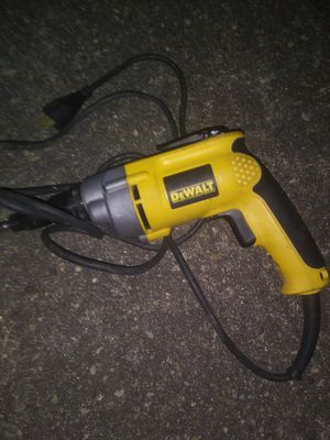 Dewalt 2,000 RPM VSR Versa-Clutch Screw Gun for Sale in Bladensburg, MD