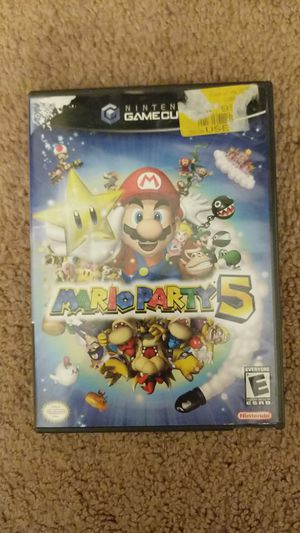 Mario Party 5 Case Only for Sale in Sacramento, CA