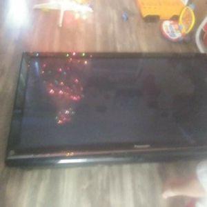 55 Inch Tv Panasonic for Sale in Aurora, CO