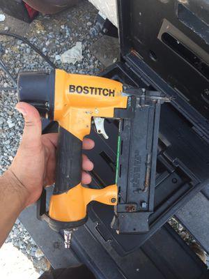 BOSTITCH NAIL GUN for Sale in San Bernardino, CA