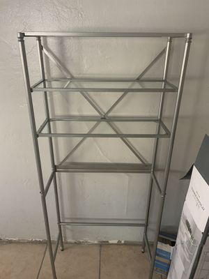 Space saver etagere for Sale in Los Angeles, CA