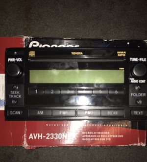 Toyota stereo for Sale in Silver Spring, MD
