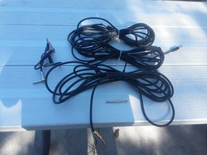 Monster cable guitar cords for Sale in Wenatchee, WA