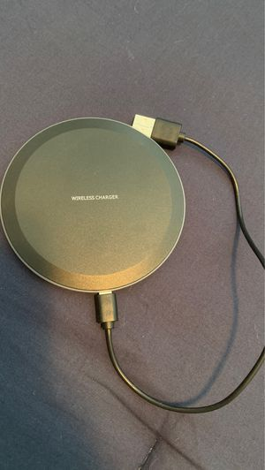 Wireless phone charger pad for Sale in Sioux Falls, SD