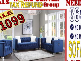 Sofa Love Set for Sale in Detroit,  MI