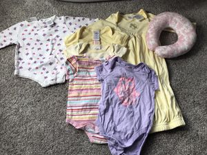 Baby clothes 0-3 & 3 M for Sale in Berkeley, CA
