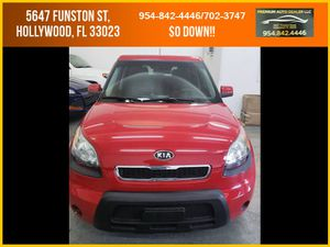 2011 Kia Soul for Sale in HOLLYWOOD, FL