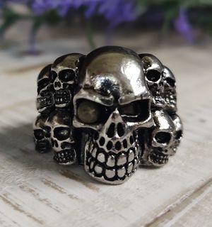 Men's Skull Ring for Sale in Wichita, KS