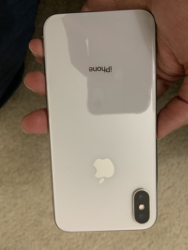 IPhone X for parts