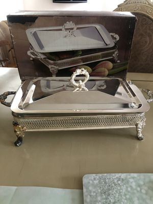 International Silver Company Silver Plated Buffet Server for Sale in Pico Rivera, CA