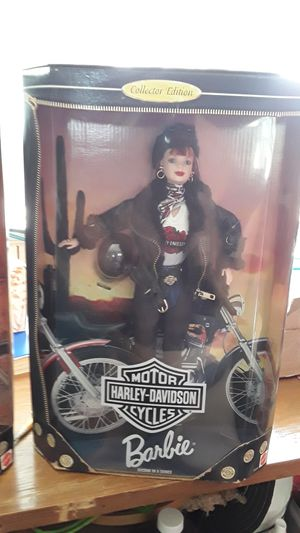 6 Harley-davidson Barbie Dolls $50 ea. for Sale in Cedar Creek, TX