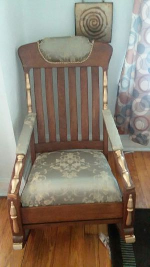Rocking chair antique for Sale in St. Louis, MO