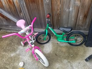 2 kids bikes for Sale in Seattle, WA