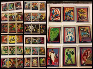 DC 150 card characters set *MINT CONDITION* for Sale in Indianapolis, IN