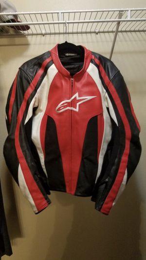 Men's motorcycle jacket for Sale in Kent, WA