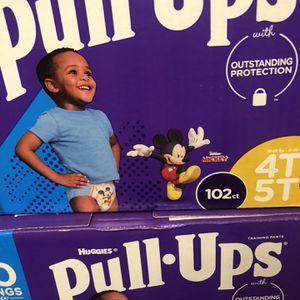 Huggies Pull-Ups 4T-5T for Sale in Philadelphia, PA