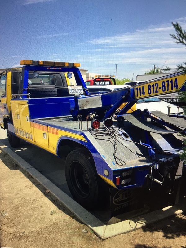 2007 tow truck for sale and trade in for diesel truck car best offer