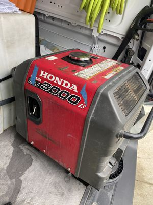 Mechanic special Honda 3000 Generator for Sale in San Diego, CA