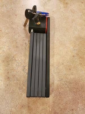 ABUSuGrip Bordo 5700 Folding Bike Lock for Sale in Englewood, CO