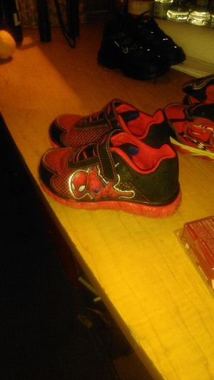 Marvel shoes size 9C for Sale in Fresno, CA