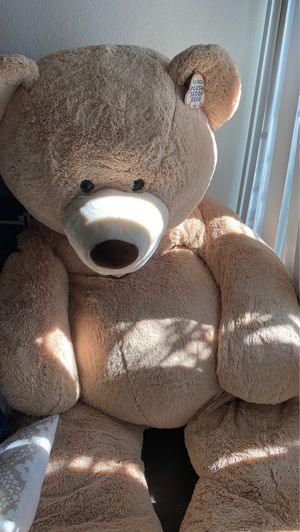 Large teddy bear for Sale in Los Angeles, CA