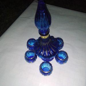Liquor Genie Bottle & Shot Glass's for Sale in Phoenix, AZ