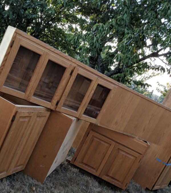 Complete Kitchen Cabinets: Kitchen Cabinets Complete Kitchen Oak Including Pantry For