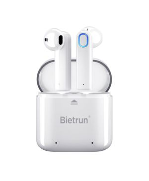 Bluetooth Wireless Earbuds, Update Bluetooth 5.0 Wireless Headphones with Built-in Mic and Charging Case, Hands-free Calling Sweatproof In-Ear Headse for Sale in Boston, MA