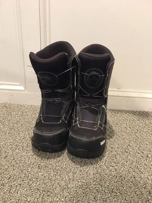 Snowboard Boots-Thrity Two Kids Boa Size 5 for Sale in Wellesley, MA