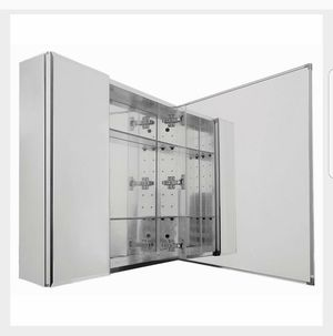 Pegasus Bi-View Recessed/Surface Mount Medicine Cabinet RETAIL $187 at Home Depot for Sale in Saint Joseph, MN