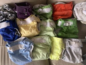 Bumgenius cloth diaper for Sale in Las Vegas, NV
