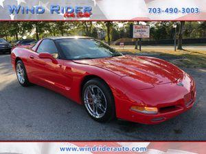 2003 Chevrolet Corvette for Sale in Woodbridge, VA