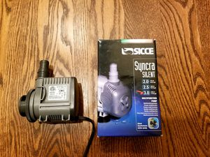 Saltwater Reef Sicce 3.0 Pump for Sale in Wheaton, IL