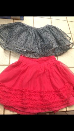 3T/4T SKIRTS $4 FOR BOTH/ROSEDALE & MOHAWK AREA for Sale in Bakersfield, CA