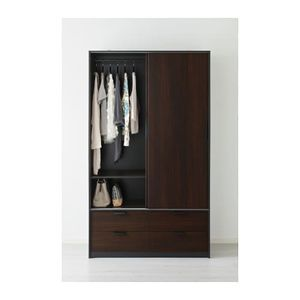 LIKE NEW!! Swedish Furniture Trysil Wardrobe for Sale in Portland, OR