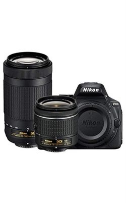 Nikon D5600 Camera w/lens Bundle for Sale in San Marino,  CA