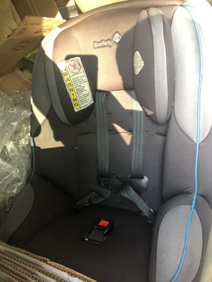 Safety first convertible car seat for Sale in Moseley, VA
