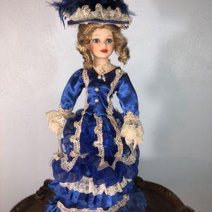 Victorian Porcelain Doll for Sale in Virginia Beach, VA