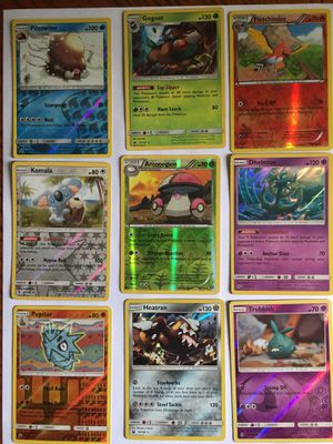 Holo Pokemon for Sale in Pittsburgh, PA