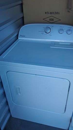 Whirlpool washer and dryer set for Sale in Tolleson, AZ