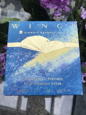 Georgia Beverly Hills Wings Perfumed Body Cream for Sale in Everett, WA