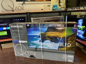 HUGE TVS SMART 4K BRAND NEW ! SAMSUNG LG SONY VIZIO QLED OLED TCL ROKU 75 INCH 82 INCH 80 INCH 65 INCH 85 INVH 55 INCH for Sale in Alhambra, CA