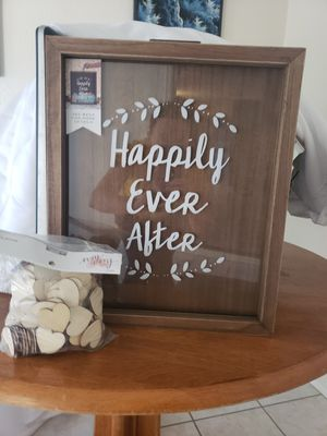 Wedding Guest Photo Frame for Sale in Yucca Valley, CA