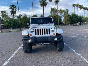2013 Jeep Wrangler Sahara for Sale in Tempe, AZ