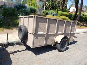 UTILITY TRAILER 5X10 for Sale in San Marcos, CA