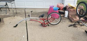 Bike trailor tow along for Sale in Southgate, MI