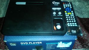 New dvd player with remote for Sale in Norcross, GA