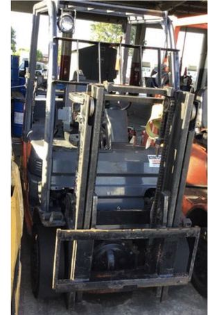 2007 Toyota forklift runs great for Sale in Houston, TX